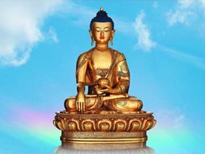 Golden Abode of Buddha Shakyamuni