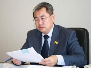 Minister of Culture and Tourism of the Republic of Kalmykia