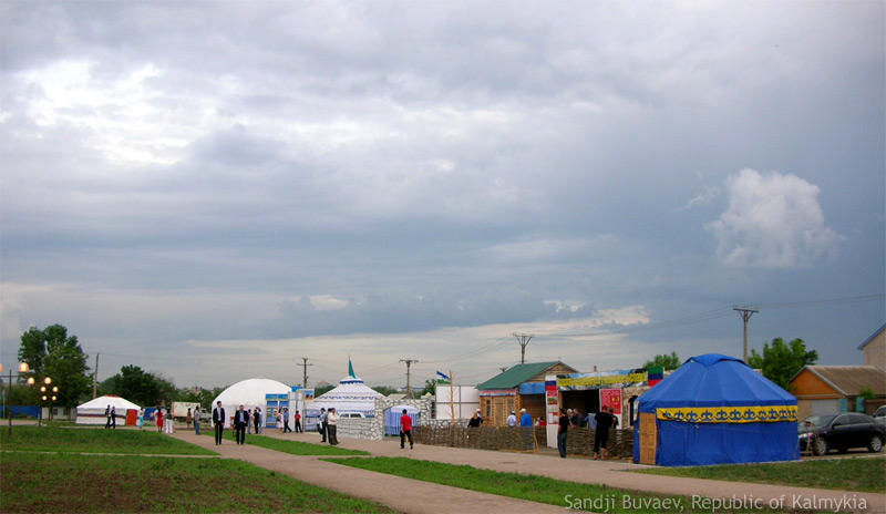 All-Russian Exhibition of breeding sheep