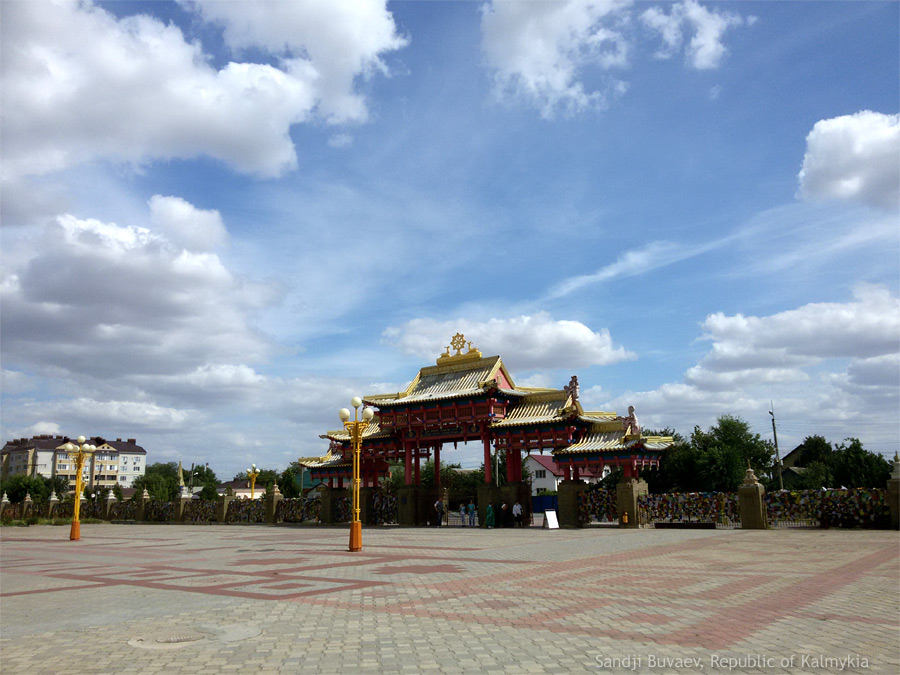 Kalmykia photos