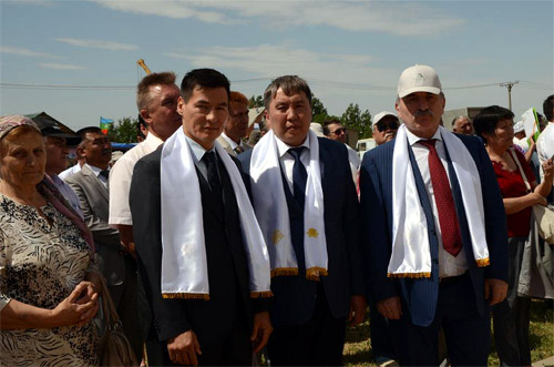 All-Russia exhibition of breeding sheep