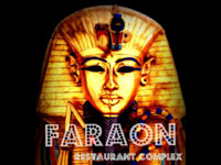 Restaurant Faraon from Egypt in Elista