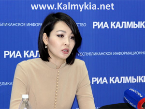 Minister of Economy and Trade of the Republic of Kalmykia